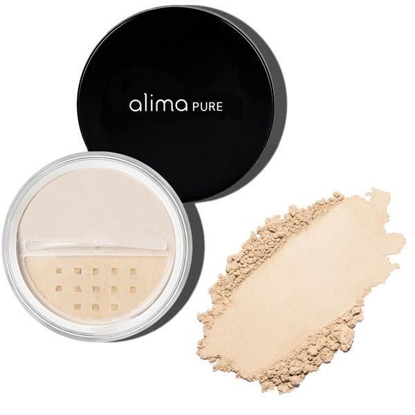 Alima Pure Osnovni puder (7.5g), odtenek Oliva 1
