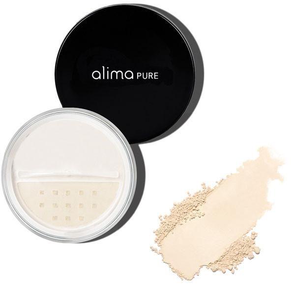 Podlaga za mastno kožo (5g), odtenek Light. Alima Pure, naravna kozmetika.