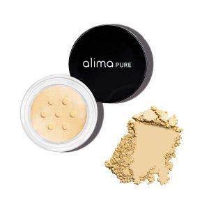 Prekriven korektor (2.5g), odtenek Amber. Alima Pure, naravna kozmetika.