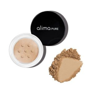 Prekriven korektor (2.5g), odtenek Flax. Alima Pure, naravna kozmetika.