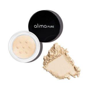 Prekriven korektor (2.5g), odtenek Sand. Alima Pure, naravna kozmetika.