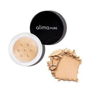 Prekriven korektor (2.5g), odtenek Tan. Alima Pure, naravna kozmetika.