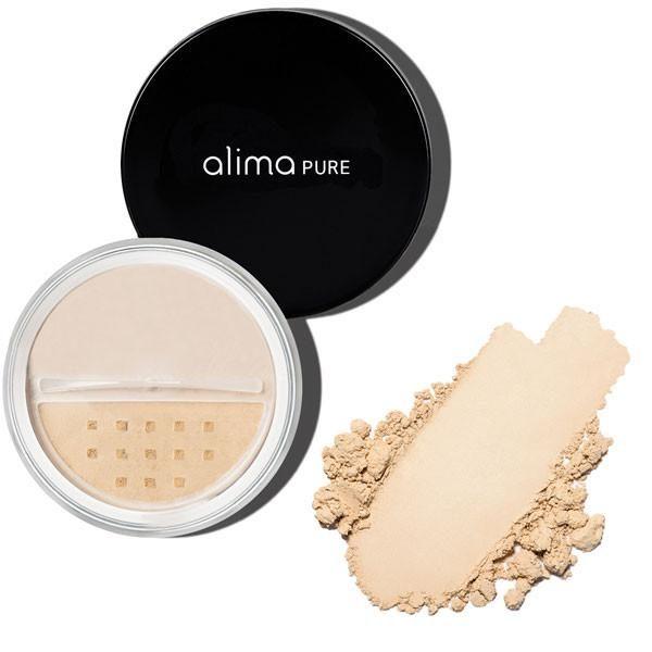 Osnovni puder (7.5g), odtenek Beige 2. Alima Pure, naravna kozmetika.