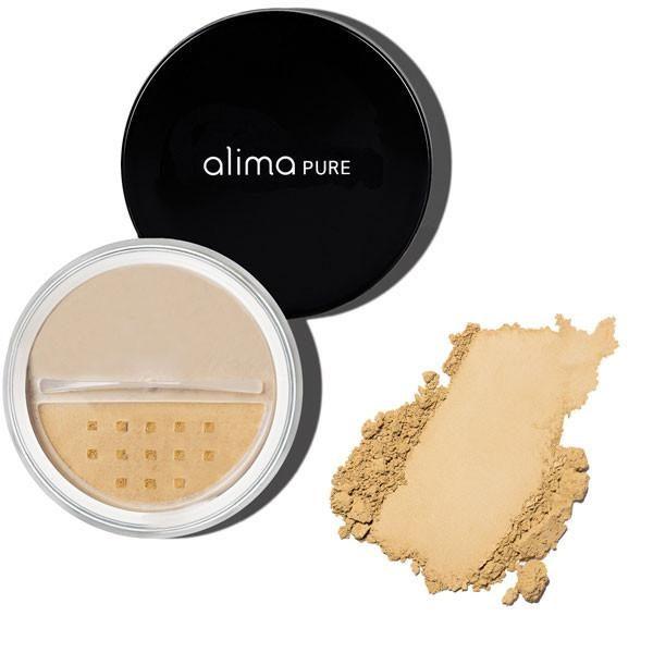 Osnovni puder (7.5g), odtenek Warm 5. Alima Pure, naravna kozmetika.