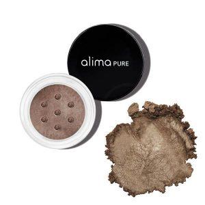Perlasto mineralno senčilo za oči, Mocha (1.75g), Alima Pure