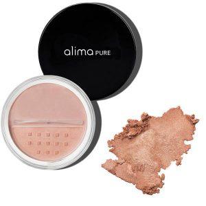 Svetleče rdečilo, Sahara (3g). Alima Pure, naravna kozmetika.