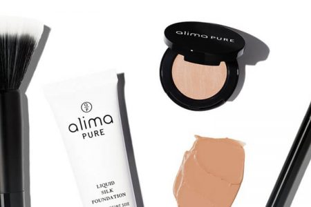 Alima Pure: Flat top čopič št. #15