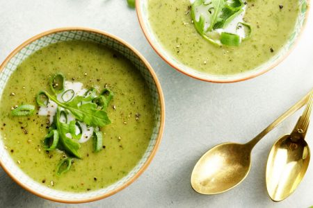 Kremna juha iz bučk
