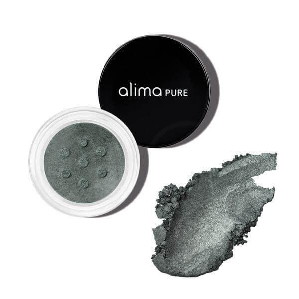 Mineralno senčilo za oči s šimrom, Smoke (1.75g), Alima Pure
