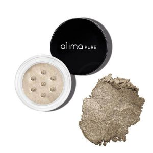 Mineralno senčilo za oči s šimrom, Truffle (1.75 g). Alima Pure, naravna kozmetika.