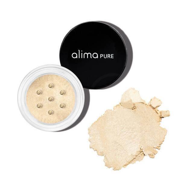 Perlasto mineralno senčilo za oči, Glow (1.75 g). Alima Pure, naravna kozmetika.