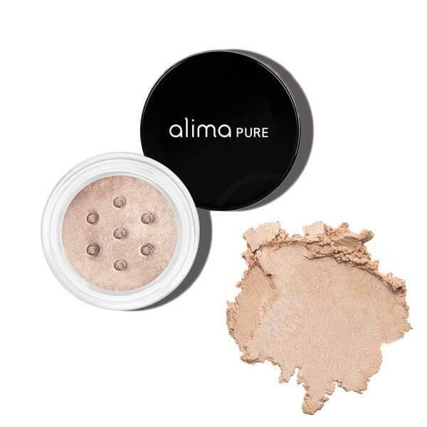 Perlasto mineralno senčilo za oči, Silk (1.75 g). Alima Pure, naravna kozmetika.