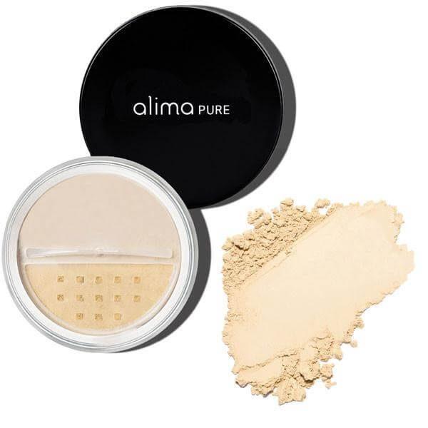 Alima Pure Osnovni puder (7.5g), odtenek Warm 2
