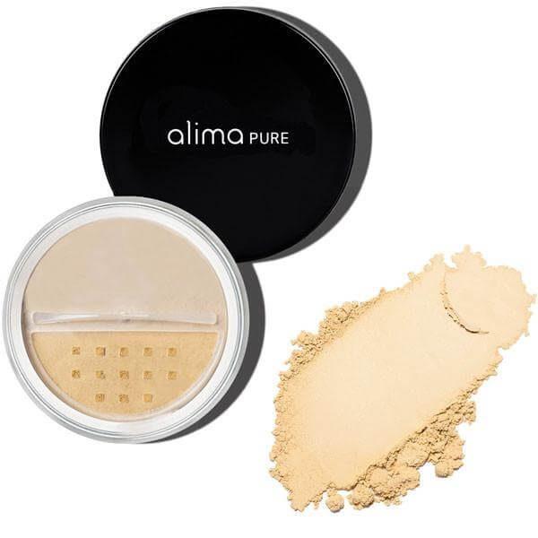 Alima Pure Osnovni puder (7.5g), odtenek Warm 3