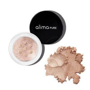 Mineralno senčilo za oči s šimrom, Chai (1.75g), Alima Pure