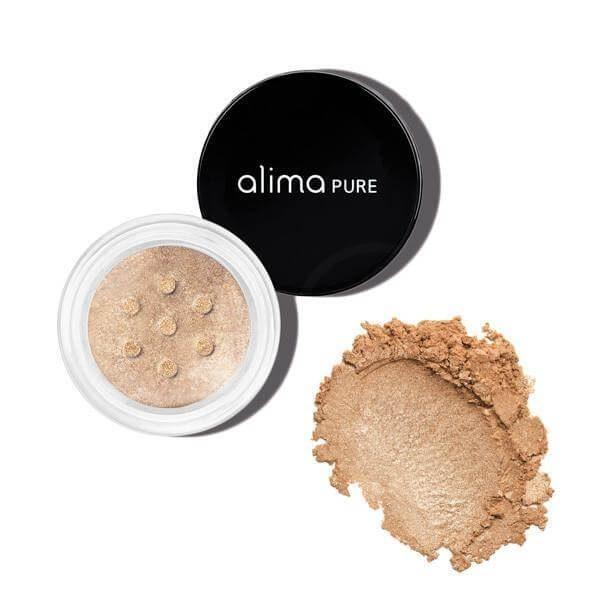 Mineralno senčilo za oči s šimrom, Leone (1.75g), Alima Pure