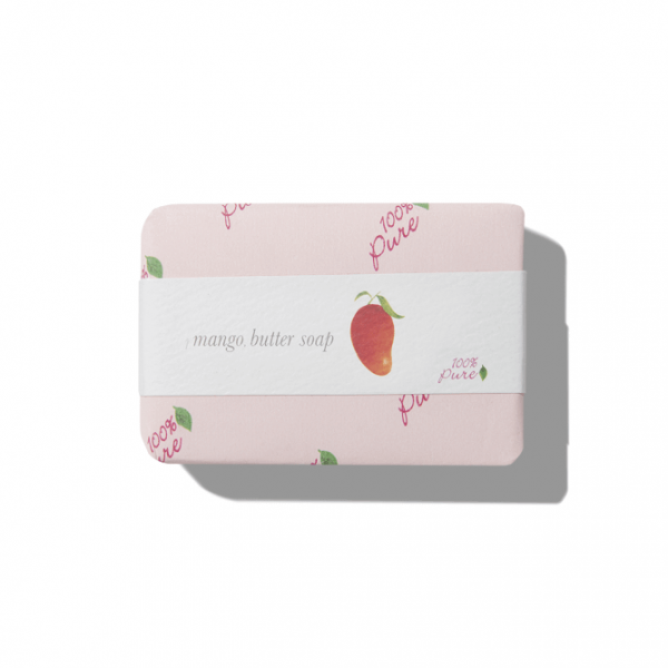 Kremno trdo milo mango (127g), 100% Pure