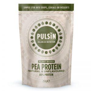 Pulsin grahovi proteini - izolat (250g), Naravni Proteini Pulsin