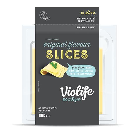 Violife veganski sir, okus Original (200 g). Violife veganski kremni namazi.
