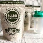 Pulsin presni proteini iz kaljenega rjavega riža (250g)