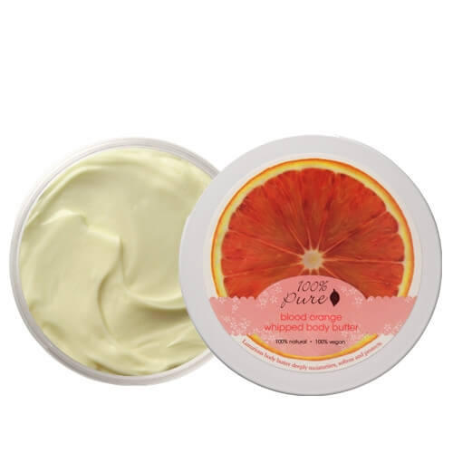 100% Pure Puhastno maslo za telo, rdeča pomaranča (96g). 100% Pure.