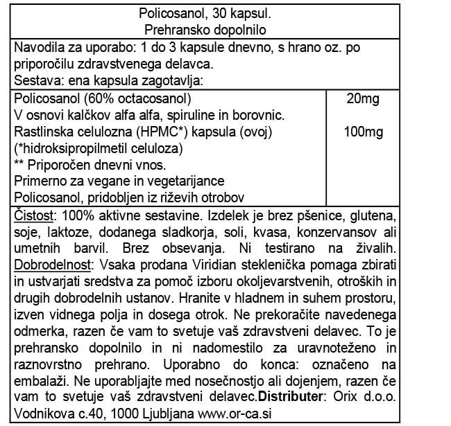 policosanol-30-kapsul-orca-prehransko-dopolnilo