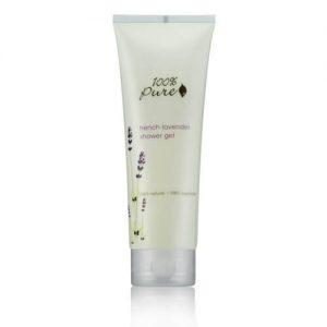 100% Pure Vlažilni gel francoska sivka (236 ml). 100% Pure.