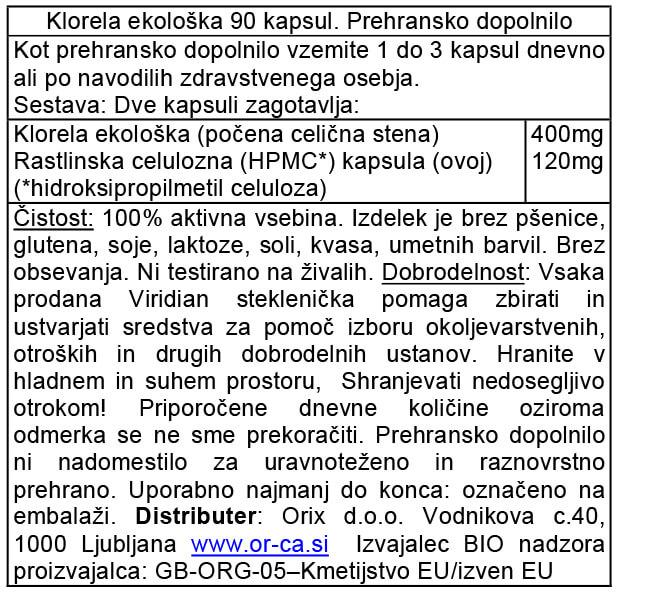 klorela-ekoloska-90-kapsul-orca-prehransko-dopolnilo