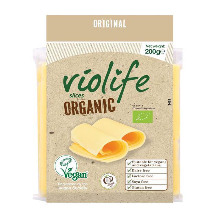 Violife ekološki veganski sir, okus Klasik (200g)