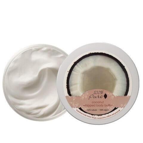 Puhastno maslo za telo, kokos (96 g). 100% Pure kozmetika.