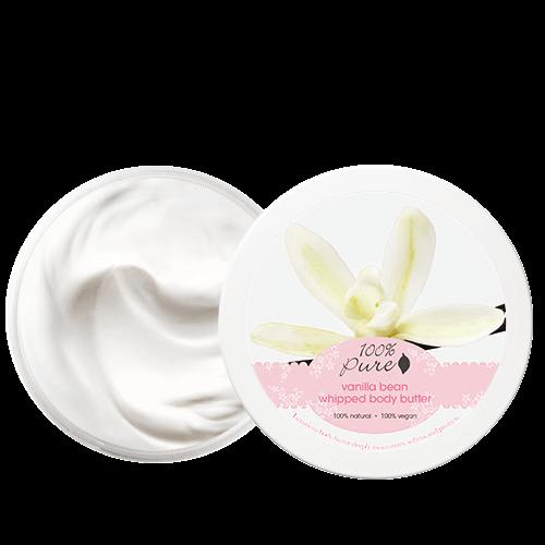 Puhastno maslo za telo, vanilija (96 g). 100% Pure, naravna kozmetika.