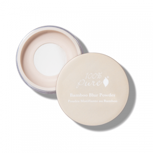 100% Pure Bamboo Blur Puder, 5.5g, 100% Pure.