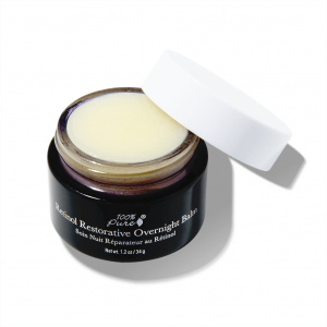 100% Pure obnovitveni nočni balm z retinolom, 34g