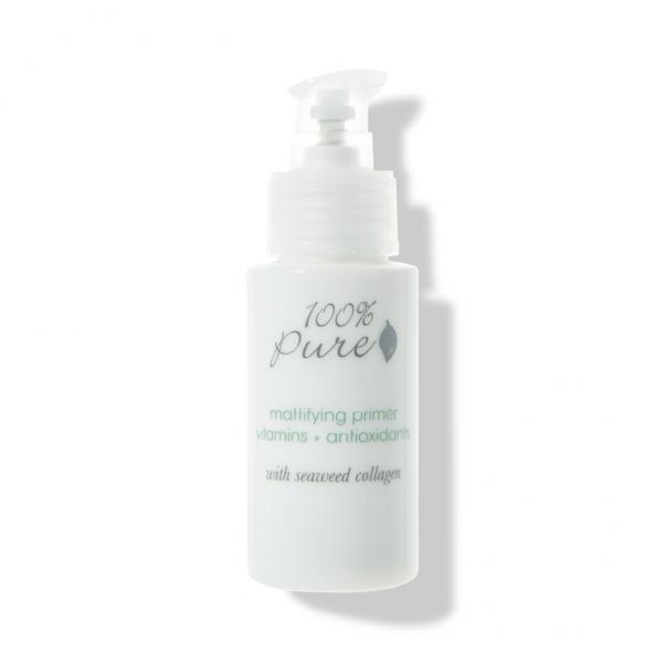 Matirajoč primer z vitamini in antioksidanti, 30 ml. 100% Pure, naravna kozmetika.