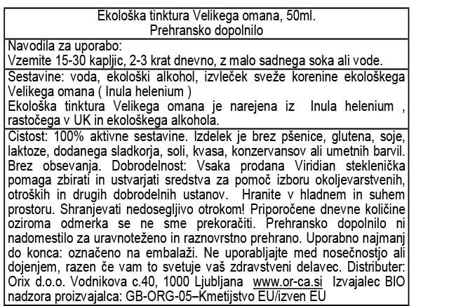 ekoloska-tinktura-velikega-omana-50-ml-orca-prehransko-dopolnilo