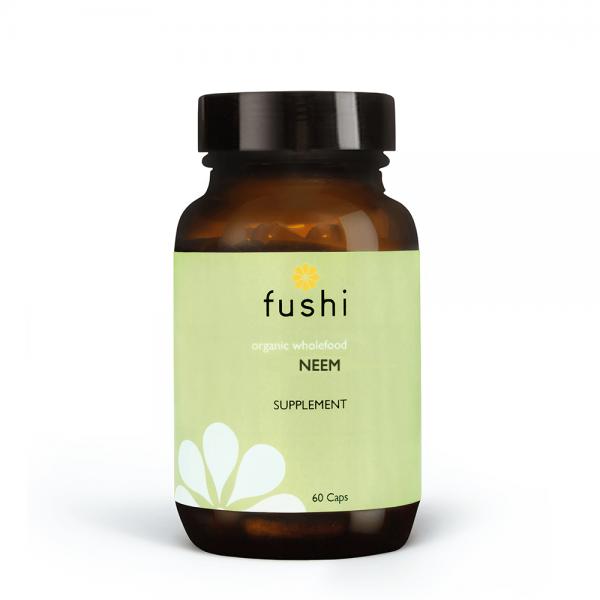 Ekološki fushi, 60 kapsul. Fushi, naravna prehranska dopolnila.