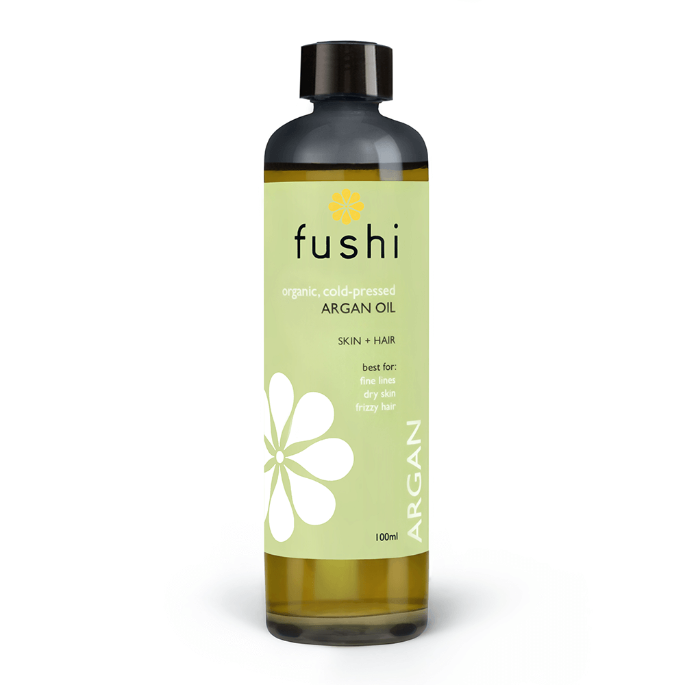 Ekološko maroško arganovo olje, 100ml, Fushi
