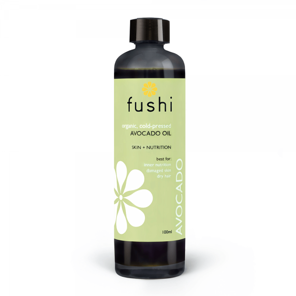 Ekološko olje avokada, 100ml, Fushi