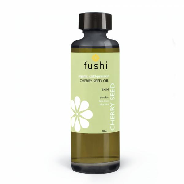 Ekološko olje češnjevih jedrc, 50 ml. Fushi, ekoloska olja.