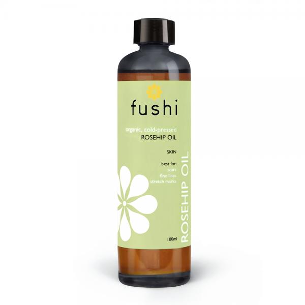 Ekološko olje šipek, 100ml, Fushi