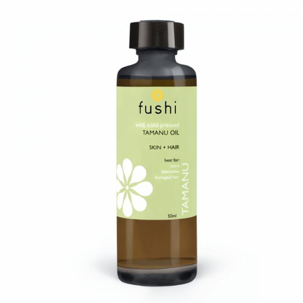 Ekološko olje tamanu, 50 ml. Fushi, ekoloska olja.