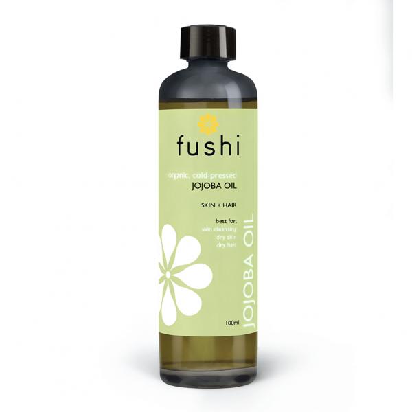 Ekološko olje zlate jojobe, 100ml, Fushi