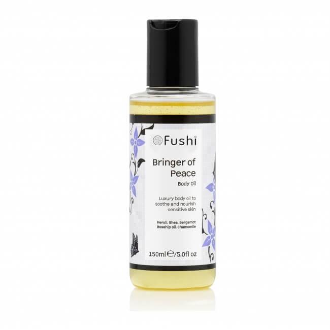 Olje za telo Bringer of Peace, 150ml, Fushi