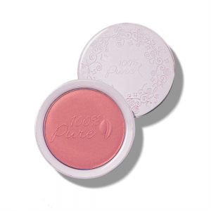 Rdečilo za lička, s sadnimi pigmenti - odtenek Cherry (9g). 100% Pure, naravna kozmetika.