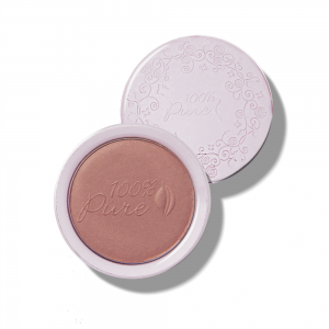 Rdečilo za lička, s sadnimi pigmenti - odtenek Pink Plum (9g). 100% Pure, naravna kozmetika.