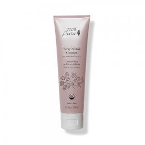 Čistilo za obraz z nektarjem iz jagodičevja, 100 ml. 100% Pure, naravna kozmetika.