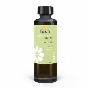 Ekološko olje Neem, 50 ml. Fushi, naravna ekološka olja.