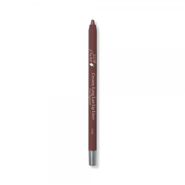 Kremni dolgoobsotjni svinčnik za obrobo ustnic iz sadnih pigmentov, odtenek Chai, 1.14g