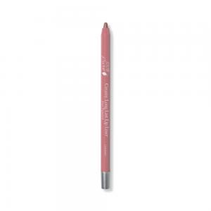 Kremni dolgoobsotjni svinčnik za obrobo ustnic iz sadnih pigmentov, odtenek Cognac, 1.14g