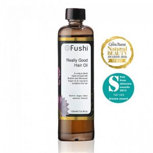 Zares dobro olje za lase, 100ml, Fushi